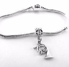 French horn bracelet tuba french horn European bracelet best jewelry gift horn