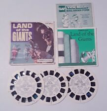 21 3D Images 3 Reels Voltron Defender of The Universe -Classic ViewMaster