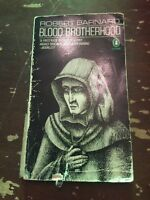 1983 Blood Brotherhood by Robert Barnard Penguin Paperback Book