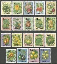 Timbres d'Australie et d'Océanie, sur fleurs