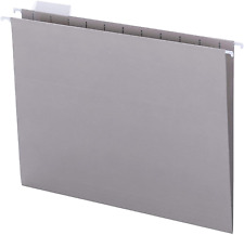 Smead Colored Hanging File Folder With Tab 15 Cut Adjustable Tab Letter Size