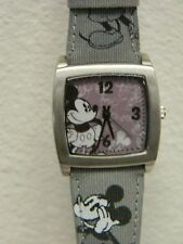 Disney Parks Limited Release Mickey Mouse Quartz Watch, Nice!!