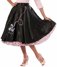 Flirtin With the 50s Adult Poodle Skirt