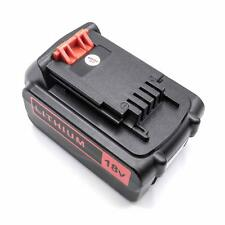 Batteria 4000mAh per  Black & Decker BL1318, BL1518, BL2018, BL4018