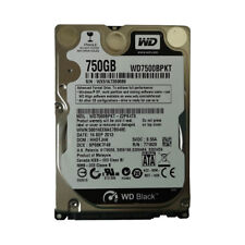 """Western Digital 750GB WD7500BPKT 7200RPM 16MB / SATA 2.5"""" Laptop HDD Hard Drive"""