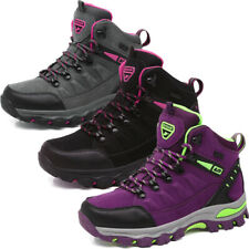 Men's Women's Hiking Boots Trail Work Boots Trainers Sneakers Outdoor UK 4 5 6 7