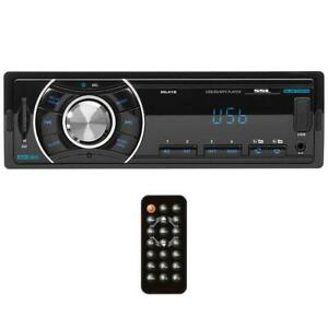 SoundStorm ML41B Mechless Digital Media/FM Receiver with Bluetooth OPEN BOX