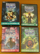 Doctor Who Beneath The Surface Story No. 52 62 131 Dvd 2008 Pertwee Davison R1