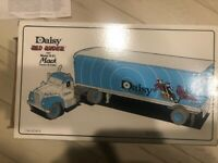 Daisy Red Ryder 1960 Model B-61 Mack Truck And Trailer 1/34 Scale by 1st Gear