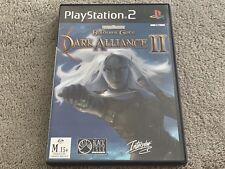 Baldur's Gate: Dark Alliance II (Sony Playstation 2, 2004)