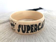 Jessica Kagan Cushman Bangle Bracelet Supercalifragilisticexpialidocious ~Rare