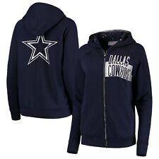 X-Large Heather Grey NFL Dallas Cowboys Champion Tech Fleece Hoodie