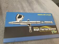 ANEST IWATA MEDEA Airbrush HP-CP High Performance Plus HP-C 0.3mm 1/3 oz. 10cc