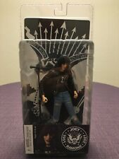 NECA The Ramones Joey Ramone Action Figure with Microphone Punk Rock 2008 SEALED