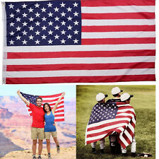 3'x5' Polyester Us Flag Usa American Stars Stripes United States Grommets