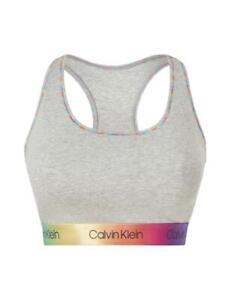 Calvin Klein Pride Plus Size Bralette Bra 000QF6595E Comfortable Bralettes