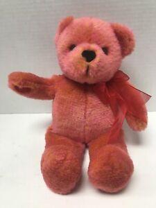 2002 Avon Talking Teddy Bear Plush Collectible 100th Anniversary WORKS