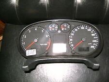tacho kombiinstrument audi a3 8l0920900f cluster clock speedometer tachometer