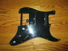 FENDER STRATOCASTER ELECTRONICS / PICKUP LOADED PICKGUARD - MADE BY MIGHTY MITE