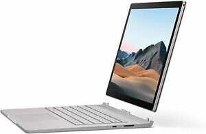 "New Microsoft Surface Book 3 13.5"" i7-1065G7 32GB 512GB/ 1TB GTX 1650 4G Silver"