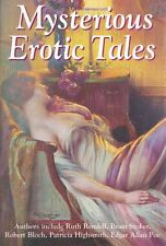 Mysterious Erotic Tales 1997, Hardcover Various Authors Bram Stoker, Poe & More