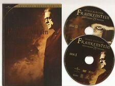 Frankenstein Universal Legacy Series 75th Edition (DVD, 2006, 2-Disc Set)