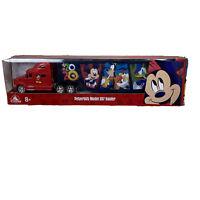 NEW Disney Parks 2020 Peterbilt Model 387 Hauler Semi Truck Mickey Free Ship