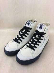 VANS Black Ball Hi Sf High-Top Sneakers 28.5Cm Us10.5 Canvas Size US 10.5