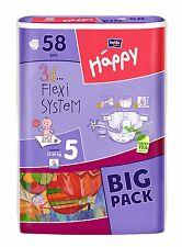 Bella Baby Happy Windeln Junior Größe 5 (12-25kg) BIG PACK 58 oder 232 Stück