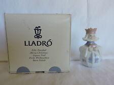 Lladro King Melchor Christmas Ornament with Original Box