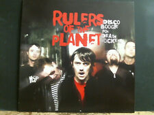 RULERS OF THE PLANET  Disco Boogie For Death Rockers  LP  Irish Punk  NEAR-MINT!