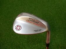 USED TITLEIST VOKEY SPIN MILLED TVD 58M 58* LOB WEDGE NSPRO 950GH STIFF STEEL