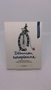 Désunion européenne : 60 dessins de presse - Collectif