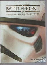 NEW/SEALED:Star Wars Battlefront Collector's Editon Strategy Guide H/C