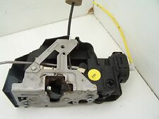 Mercedes A-Class Front left door central locking catch (1997-2000)