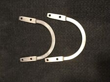 Rig Plate - C shaped - Stainless Steel - 1 Pair (F250)