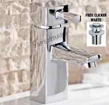 Piccolo quadrato Guardaroba MINI Bacino Leva Miscelatore Mono lavello rubinetto con dischi di ceramica