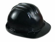 Climax Safety Helmet Black - Conforms to En397: 1995+ A1:2000 - Box of 10