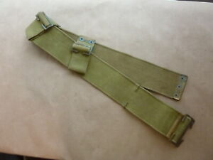 Canadian Issue P.08 Web Belt