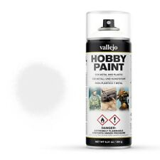 Vallejo Hobby Spray Basic White 400 ml