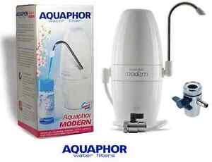 AQUAPHOR Modern Faucet Tap Drinking Water Filter 4000 Litres
