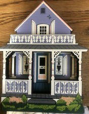 Shelia's Collectable Houses, Butterfly Cottage Oak Bluffs, Massachusetts 1997
