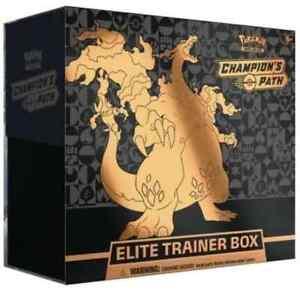 Pokemon Champions Path Weg des Champs EN   ETB Elite Trainer Box   NEU & OVP