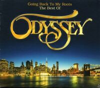 Odyssey - The Best Of Odyssey (2 x CD) Going Back To My Roots (New & Sealed)