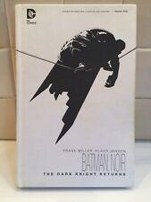BATMAN NOIR. THE DARK KNIGHT RETURNS. BY FRANK MILLER. HARDBACK 2015.