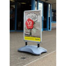 A1 Sightmaster 2 A-Board t Forecourt or Pavement Sign Display