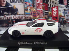 KYOSHO ALFA ROMEO TZ3 CORSA ALFA ROMEO COLLECTION 4 SCALE 1:64