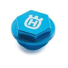 Husqvarna / Husaberg Foot Brake Cylinder Cover CNC Blue