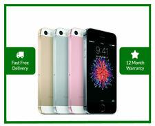 "Apple iPhone SE 16 32 64 128GB Smartphone 1st-Gen 4"" - Factory Unlocked - New"