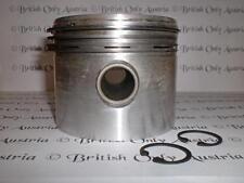 Norton ES2/Mod.18 Piston +060 .NM.23175.  80.5 mm. Gandini